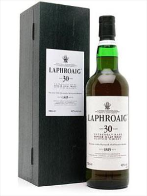 Laphroaig 30 Year Scotch