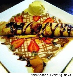 shrove tuesday pancake