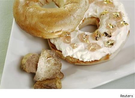 The $1,000 Bagel