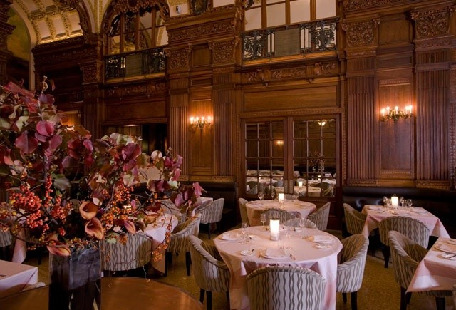 Passion at the Oak Room - Plaza Hotel in NYC