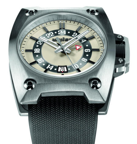 wyler geneve gmt watch
