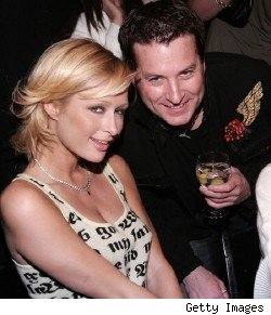 calvin ayre and paris hilton