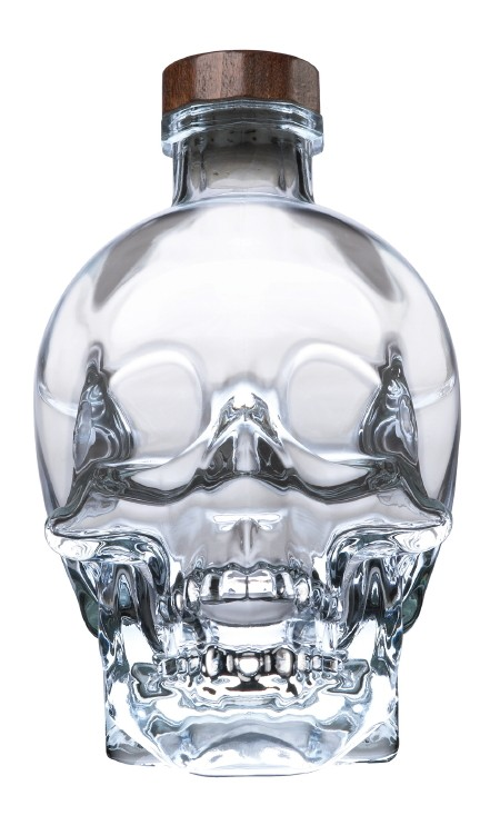 Dan Aykroyd for Crystal Skull Vodka