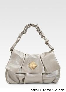 BCBGMAXAZRIA Origami Shoulder Bag