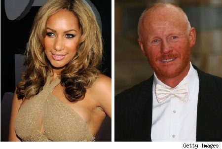 leona lewis and john caudwell