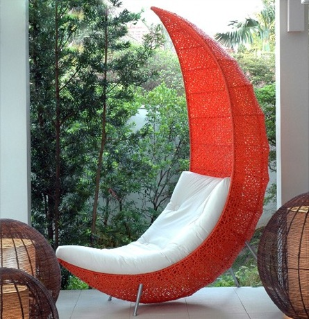 Cheshire Chaise Lounge :  furniture design chairs