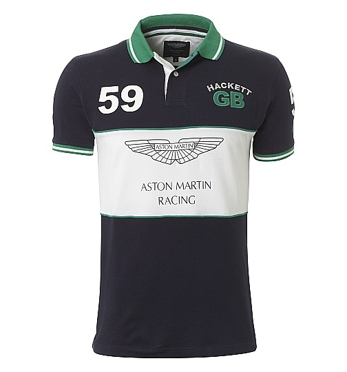 Aston Martin Racing 59 polo shirt
