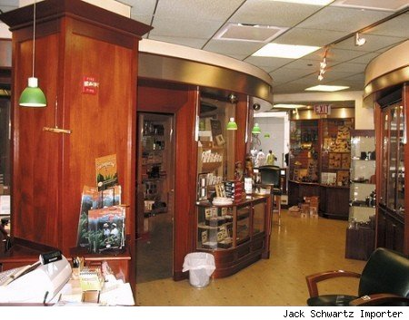 cigar store