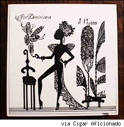 la flor domincana