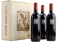 screaming eagle wine
