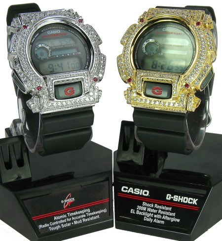 casio z shock