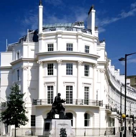 2. No. 10 Belgrave Square, London, UK: $149 million