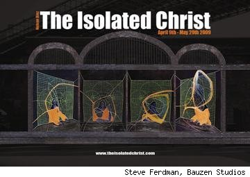 Postcard for The Isolated Christ
