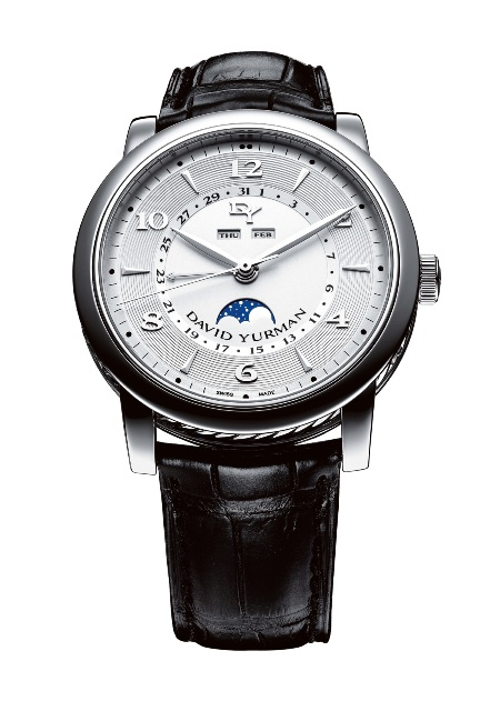 david yurman has just unrolled its latest collection of menu0027s timepieces the classic designed by chief watch designer and davidu0027s son evan yurman