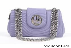 Henri Bendel No. 7 Quilted Shoulder Bag