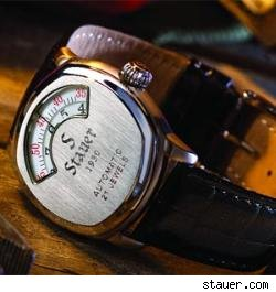 Stauer Limited Edition 1930's Dashtronic Watch