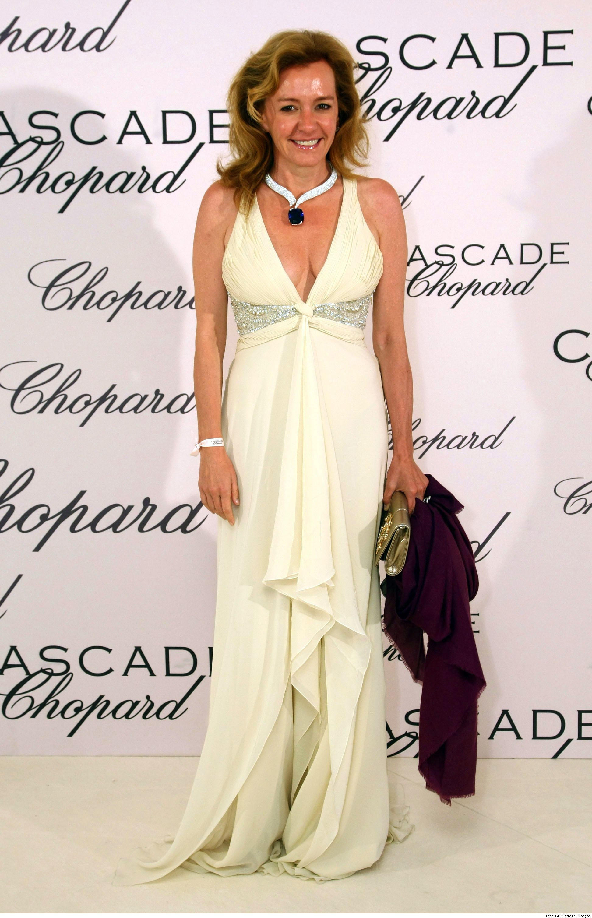 Chopard designer Caroline Gruosi-Scheufele