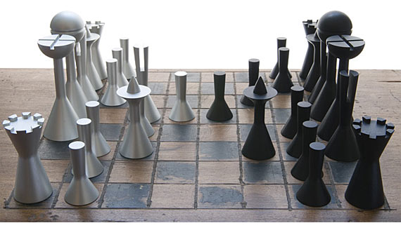 Grahame Fowler Chess Set