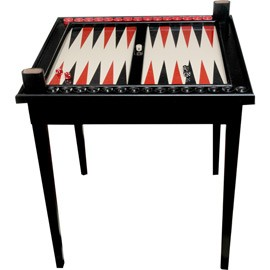 Zimmerman Backgammon Table