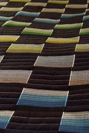 Hotel MIssoni Bed Textiles, Up Close