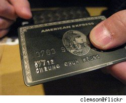 The Black Amex