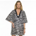 Michael Kors Zebra Caftan