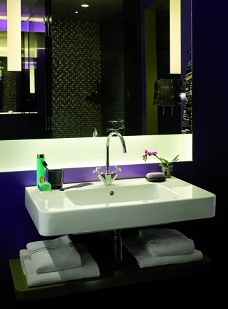 Hotel MIssoni Bathroom Sink