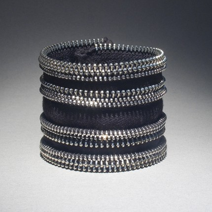 Zipper Band Cuff
