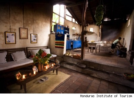 Hacienda San Lucas Kitchen