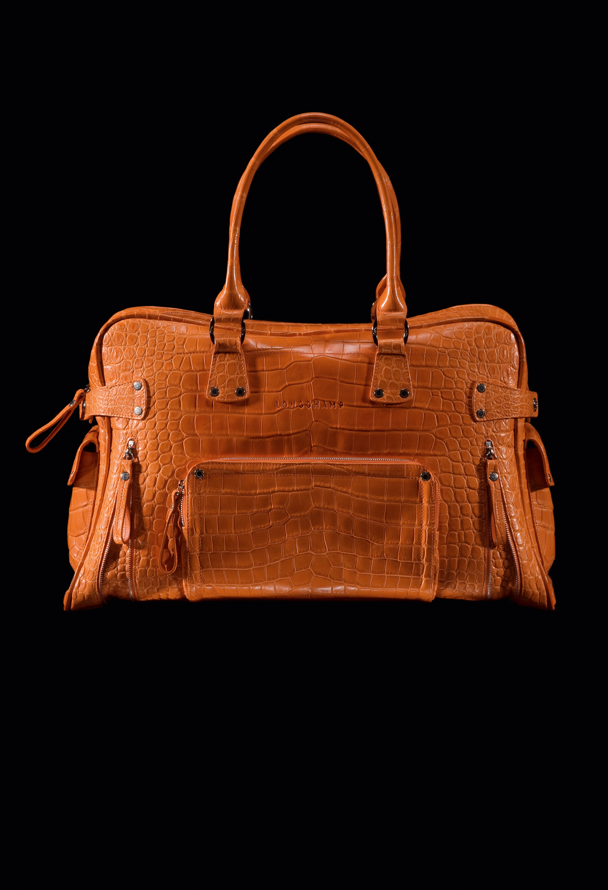 Ltd. edition Mxi-Rival crocodile bag