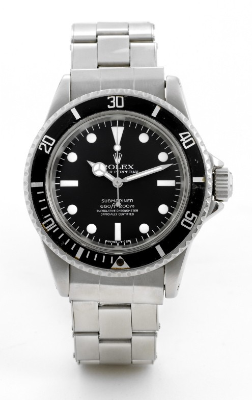 McQueen's Rolex Submariner