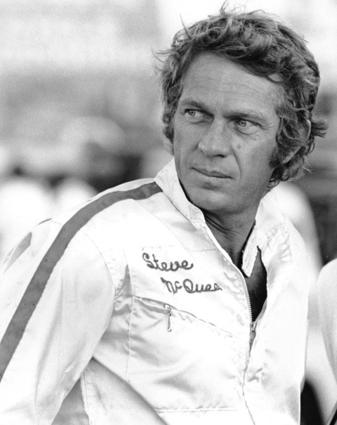 McQueen in Le Mans