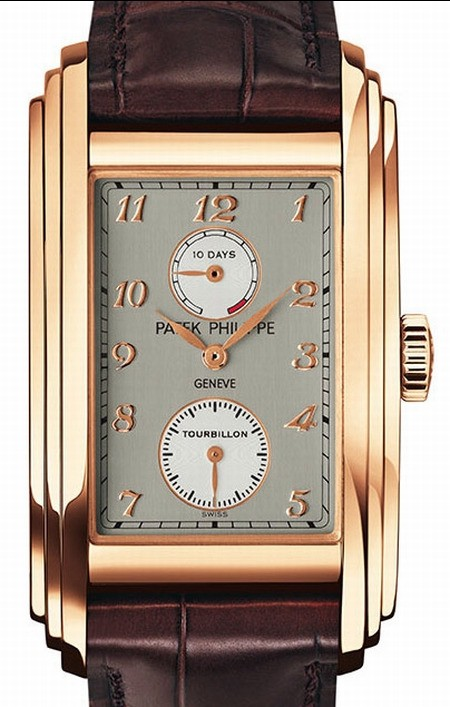 patek philippe 10 day tourbillon