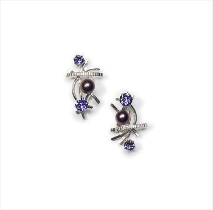 Gavarnie Collection earrings