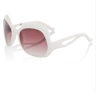 JEEPERS PEEPERS - Thick rim oversized sunglasses