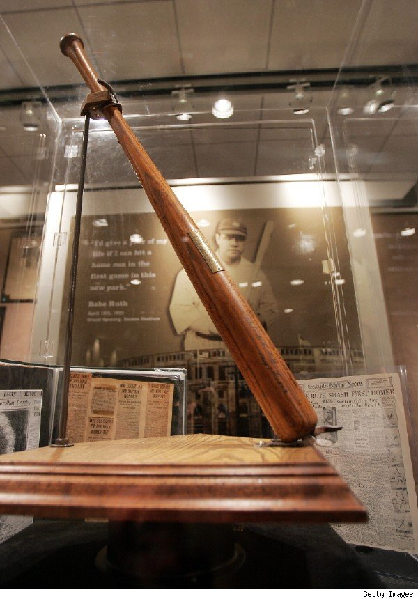 Babe Ruth Baseball Bat