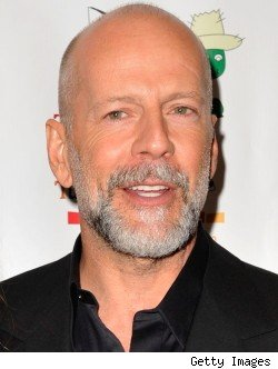Bruce Willis vodka endorsement