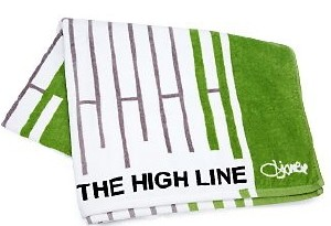 high line towel