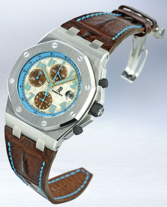 Audemars Piguet Royal Oak Offshore Montauk Highway watch