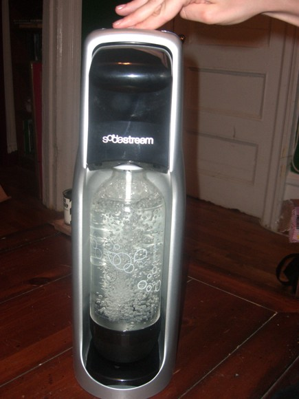 The SodaStream Fountain Jet