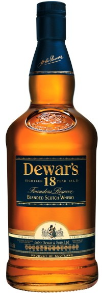 Dewar's 18