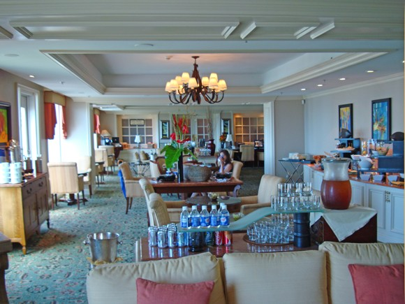 The Club Lounge