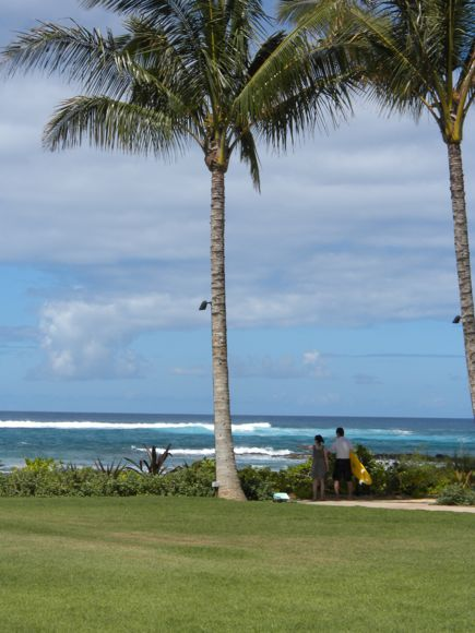 Poipu Beach Access at Koa Kea
