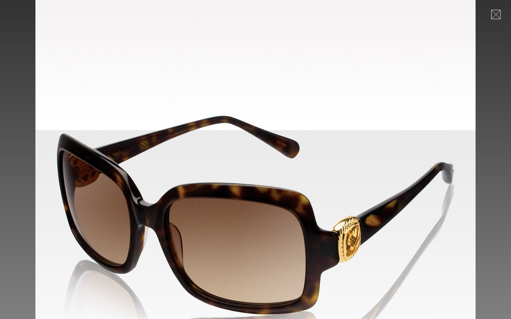 Women's Albion Sunglasses in Tortoise & Citrine