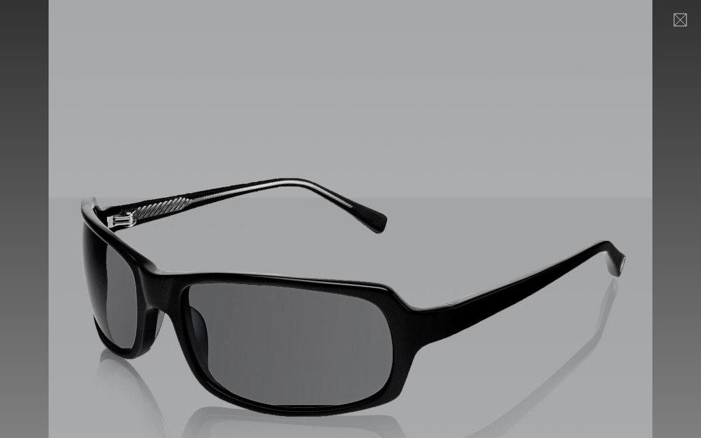 Men's Shadow Sunglasses