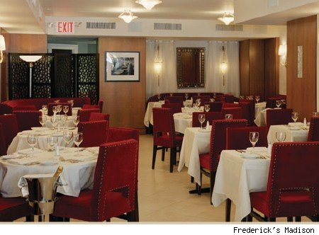 Frederick's Madison restaurant