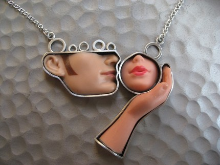 Deconstructed Barbie Jewelry