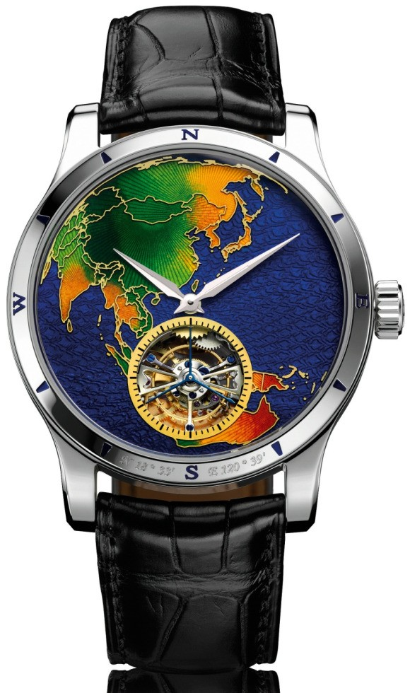 jaeger lecoultre grand master tourbillion