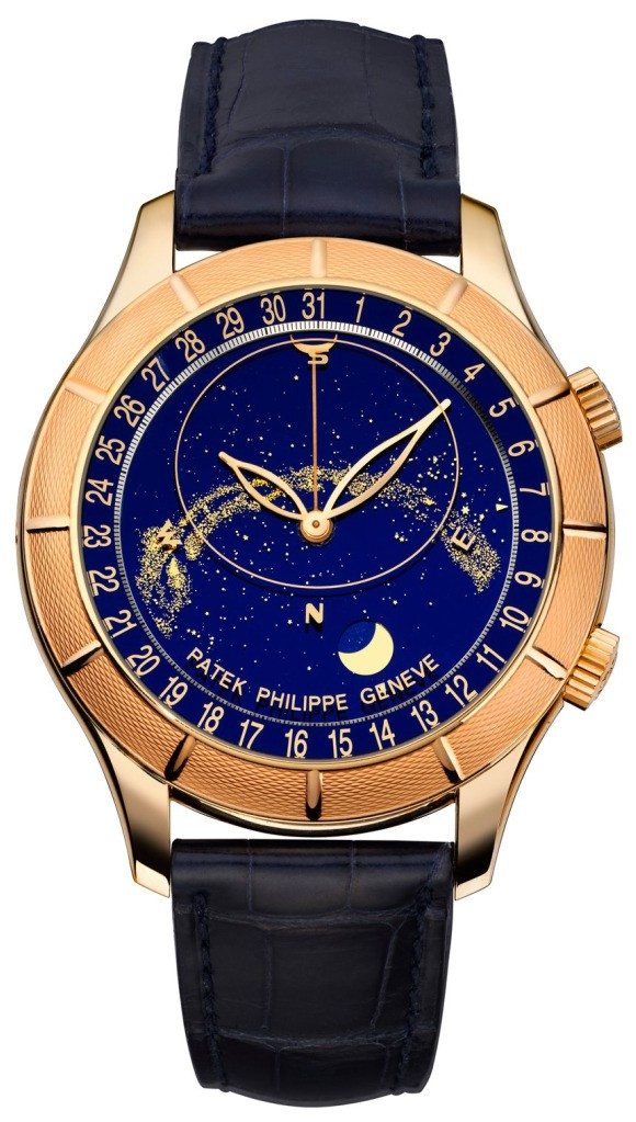 patek philippe celestial calendar only watch