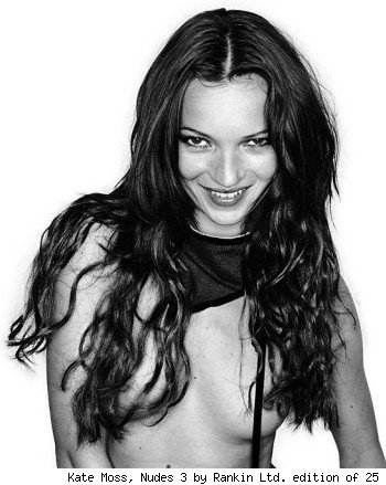 kate moss nude by rankin On July 1 Christie's in London will auction off a ...